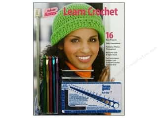 tunisian: Susan Bates Kits Learn Crochet