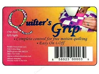 Finger Quilting Notions: Noble Notions Quilter's Notions Grip