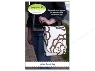Alice Book Bag Pattern