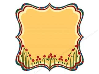 Best Creation Chipboard Shapes: Best Creation 12 x 12 in. Paper Die Cut Gone Camping Wild Flowers (25 sheets)