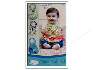Vanilla House Quilting Patterns: Vanilla House Diva Babies Bibs Pattern