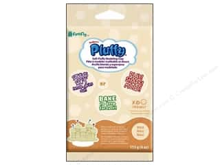 Sculpey: Sculpey Pluffy Clay 4oz Beige