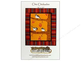 Chic Chickadee Pattern