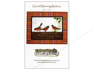 Patterns Clearance $0-$2: Good Morning Robins Pattern