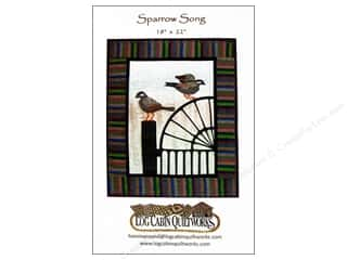 Log Cabin Quilts: Log Cabin Quiltworks Sparrow Song Pattern