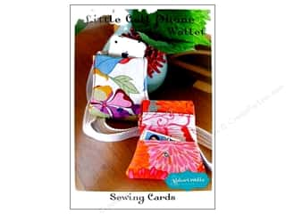 Organizers Sports: Stitchin' Post Little Cell Phone Wallet Pattern
