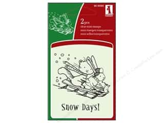 Inkadinkado Mini Clear Stamp Snowy Days