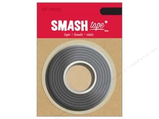 Glues, Adhesives & Tapes Black: K&Company Smash Tape Black Dots 65 ft.