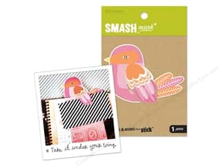 K&amp;Company Smash Bookmark Birdie