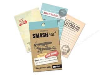K & Company Note Cards: K&Company Smash Pad Travel