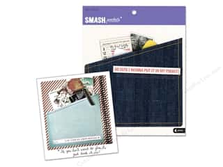 K&Company Smash Pockets Folder