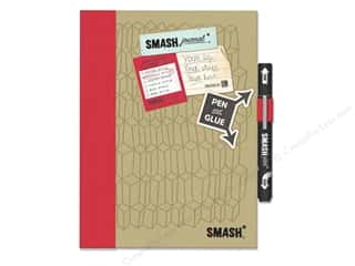 K&Company Smash Journal Folio Doodle Red