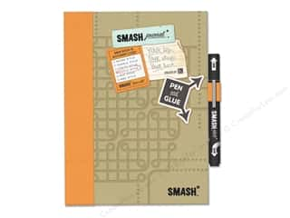 picture orange: K&Company Smash Journal Folio Smash Simple Orange