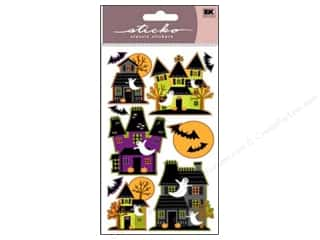 EK Sticko Stickers Sparker Haunted Houses