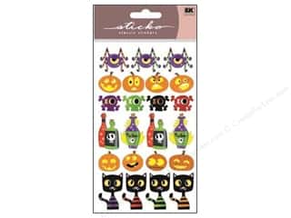EK Sticko Stickers Repeats Sparkler Halloween