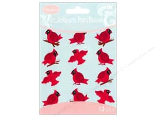 Jolee&#39;s Boutique Cabochons Cardinals