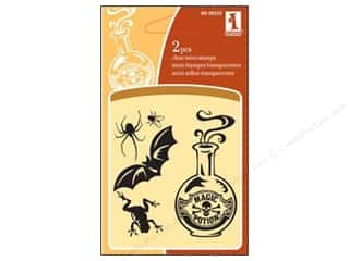 Inkadinkado Clear Stamp Mini Magic Potion