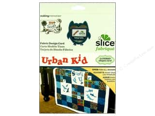 Slice by Elan: Slice Design Card Making Memories Fabrique Urban Kid