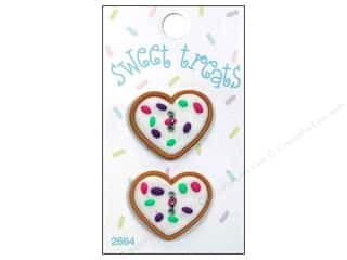 Blumenthal Button Sweet Treats Sugar Cookie 2pc