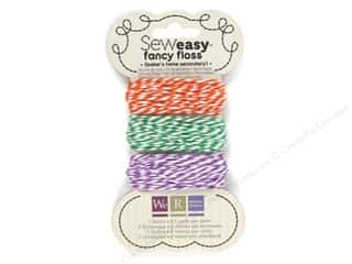 We R Memory Sew Easy Floss 3 Twine Secondary 26yd