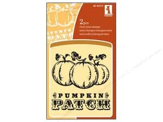 Inkadinkado Clear Stamp Mini Pumpkin Patch