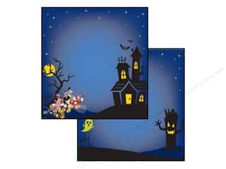 EK Paper 12x12 Disney Mickey Trick Or Treat (25 sheets)