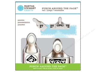 Martha Stewart Punch Punch Around/Page Pansy