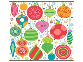 K&Company 12 x 12 in. Paper Very Merry Foil Ornaments (12 sheets)