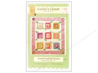 Weekly Specials Pattern: Sweet English Posies Pattern