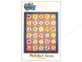 Patterns Clearance $0-$2: Alphabet Soup Pattern