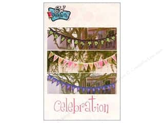 Patterns Clearance $0-$2: Celebration Banner Pattern