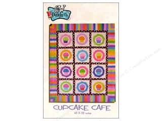 Clearance: Cupcake Cafe Pattern
