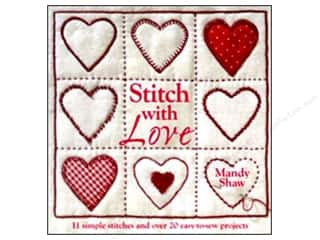 Crafts: Stitch With Love Book