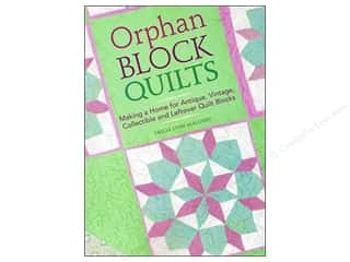 Clearance Blumenthal Favorite Findings: Orphan Block Quilts Book