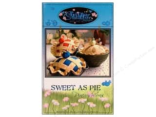 Patterns Clearance $0-$3: Sweet Pie Pincushion Pattern