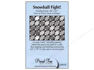 Tiny Snowball Flight Pattern