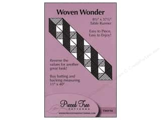 Pieced Tree Patterns: Pieced TreeTiny Woven Wonder Pattern