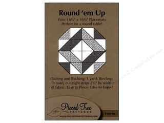 Tiny Round'em Up Pattern