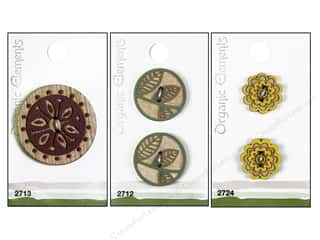 Blumenthal Button Organic Elements
