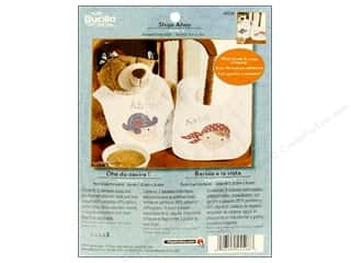 Bucilla Xstitch Kit Quilted Bibs Ships Ahoy