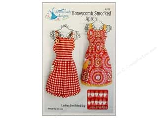Honeycomb Smocked Apron Pattern