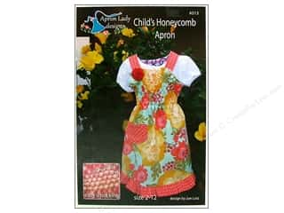 Table Runners / Kitchen Linen Patterns: Childs Honeycomb Apron Pattern