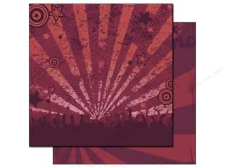 Best Creation 12 x 12 in. Paper Rock Star Sold Out (25 sheets)