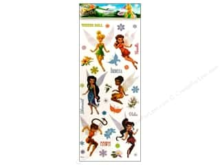 EK Disney Sticker Large Fairies