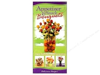 CQ Products: CQ Products Appetizer & Snack Bouquets Book