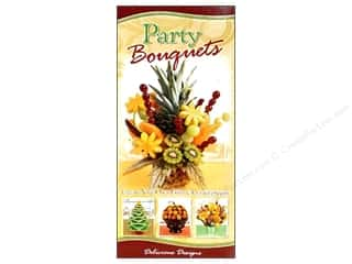 Licensed Products Books & Patterns: CQ Products Party Bouquets Book