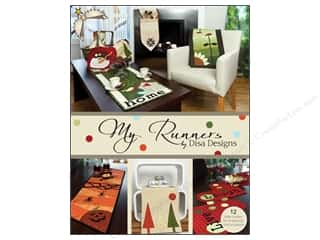 Valentine's Day Fall Favorites: DisaDesigns My Runners Book
