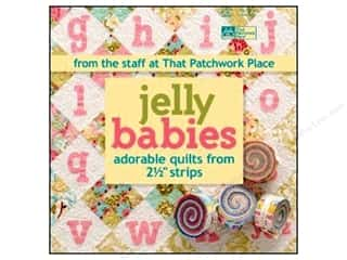 Design Originals Baby: That Patchwork Place Jelly Babies Book