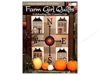 Books $5-$10 Clearance: Farm Girl Quilts Book