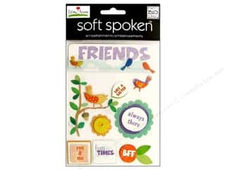 MAMBI Soft Spoken Sticker Bird Friends by Ellen Krans